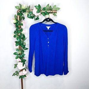 3/$30 Lilly Pulitzer Lilias Henley Top